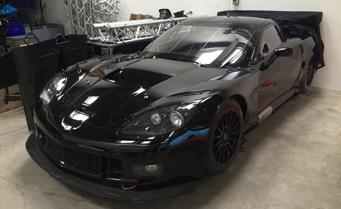 Corvette Racing's C6.R Chassis No.005 For Sale