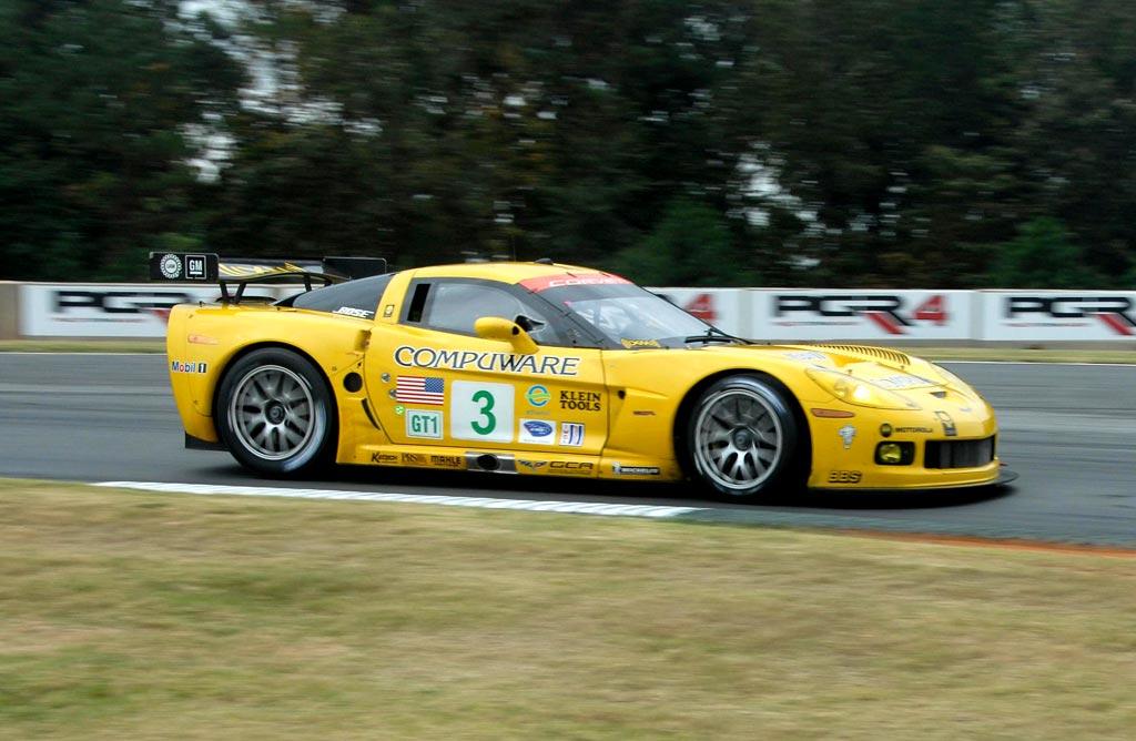 Corvette Racing's C6 R Chassis No 005 For Sale - Corvette