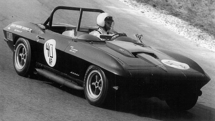 [PIC] Throwback Thursday: Tony DeLorenzo and the Glory Days of Corvette Racing