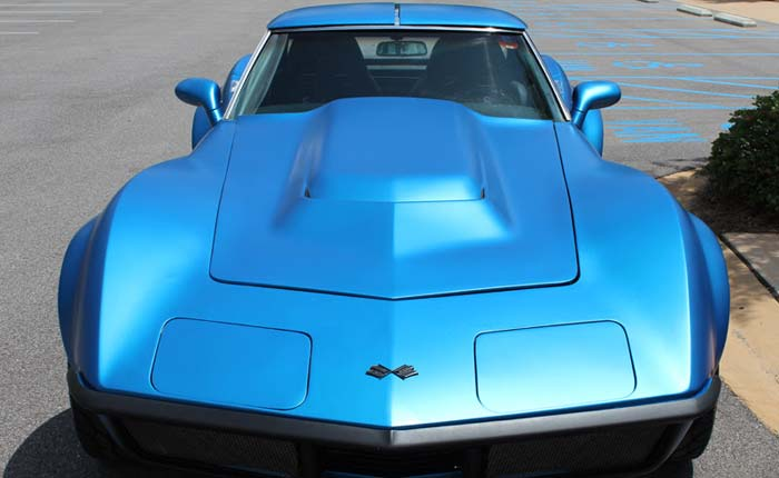 [GALLERY] Blue Monday (50 Corvette photos)