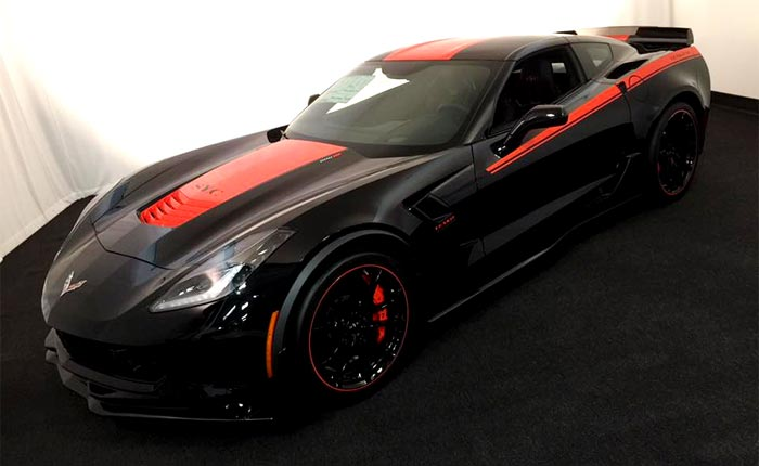 Sve Unveils Limited Edition 800 Hp Yenko Corvette Grand Sport