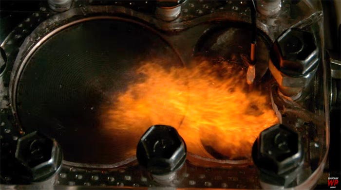 [VIDEO] Watch a See-Thru Internal Combustion Engine in Slow Motion