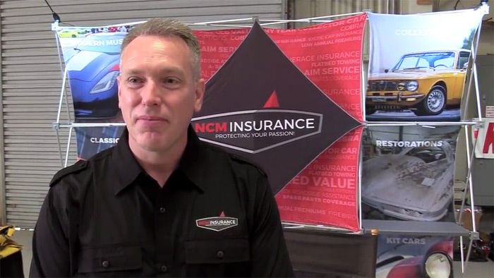 [VIDEO] New Year's Advice for Insuring Your Corvette from the NCM Insurance Agency