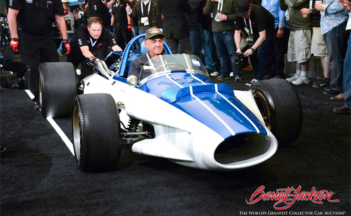 General Motors Just Buy CERV 1 at Barrett-Jackson for $1.32 Million