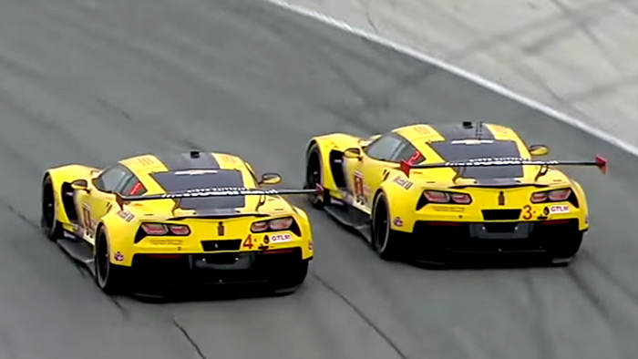 [VIDEO] Corvette Racing's Oliver Gavin Previews the Rolex 24 at Daytona