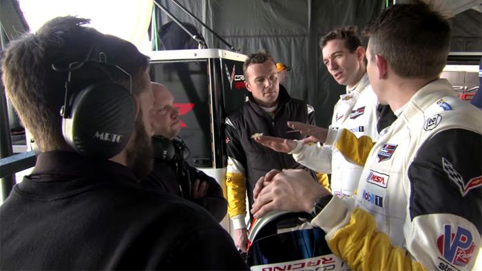 Corvette Racing's Oliver Gavin Previews the Rolex 24 at Daytona