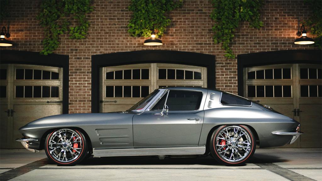 1963 Corvette Restomo Coupe