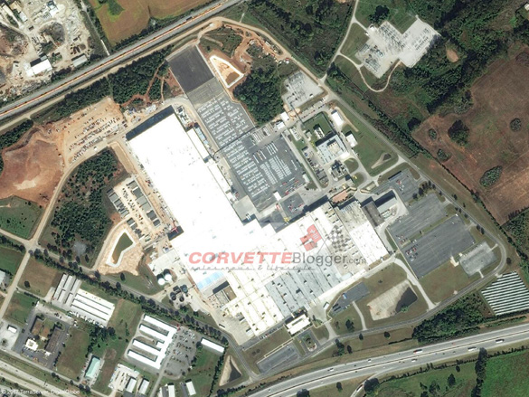 [PICS] Satellite Imagery Shows Huge Expansion of the Corvette Assembly Plant