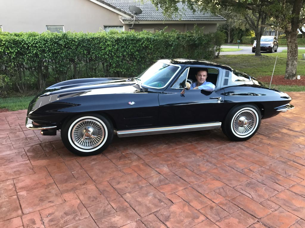 Michael S 1964 Corvette Sting Ray