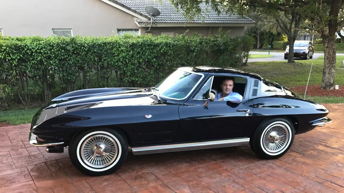[RIDES] Michael's 1964 Corvette Sting Ray