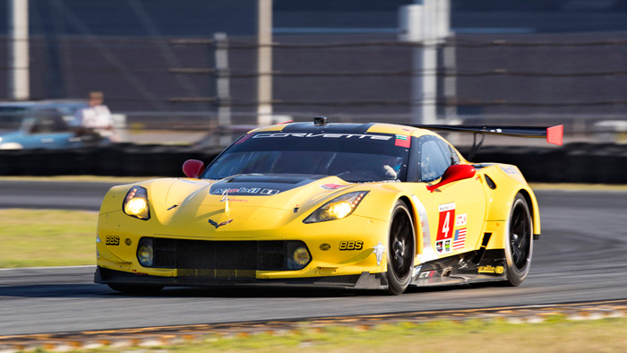 Corvette Racing at Daytona: How to Improve on Last Year's Classic Finish?