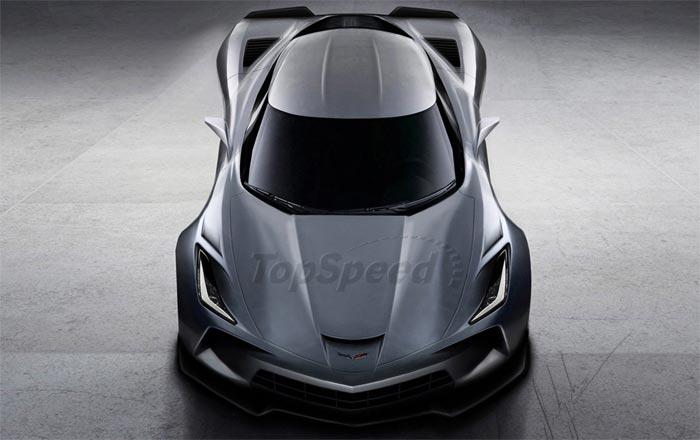 rumors continue to swirl around the c8 corvette for