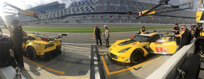 Corvette Racing at Daytona: Focus Turns to Run for Fourth Rolex 24 Win