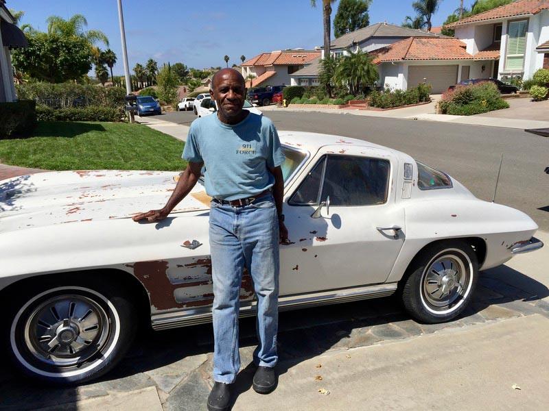 Corvettes On EBay 1964 Corvette Survivor Was Driven As It