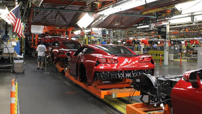 Corvette Assembly Plant Moves Closer to Formally Announcing Planned Shut Down
