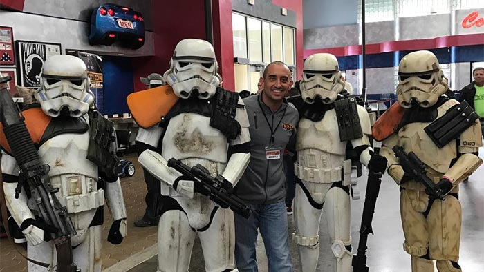 The National Corvette Museum Hosts First 'Comic Con' in Vette City