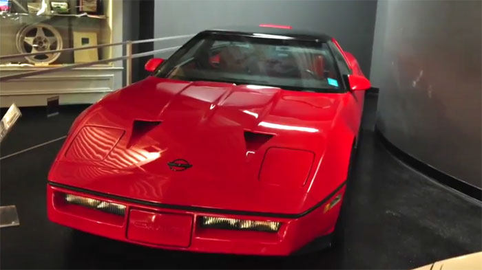 [VIDEO] 30 Years of Callaway Corvettes: 1987 Callaway Twin Turbo