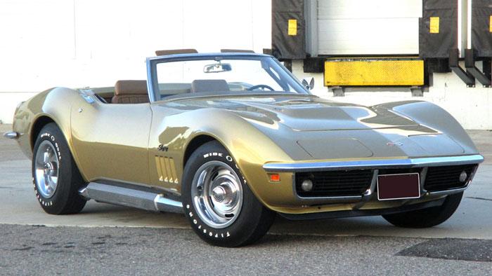 1969 L89 Convertible
