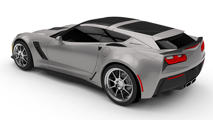 C7 Callaway AeroWagen to Debut at the Corvette Museum Bash