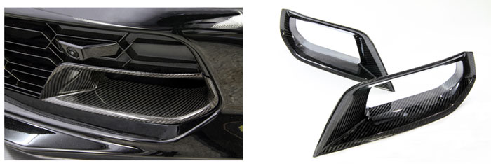 New Carbon Fiber C7 Corvette Accessories from Nowicki Autosport