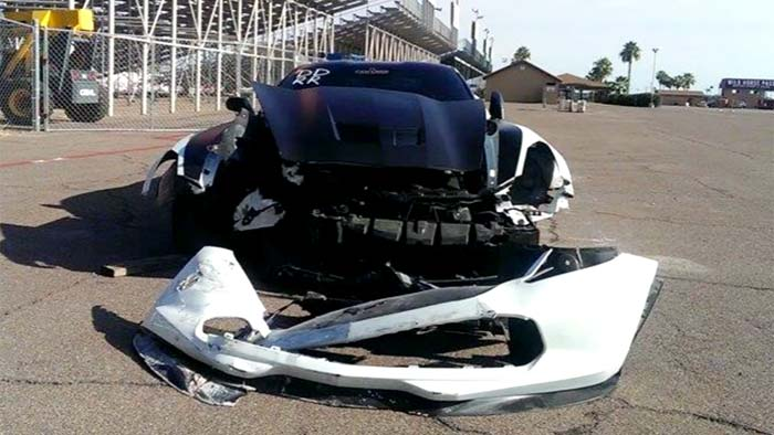 [VIDEO] GoPro Video of Track Crash Refutes Corvette Owner's Insurance Claim