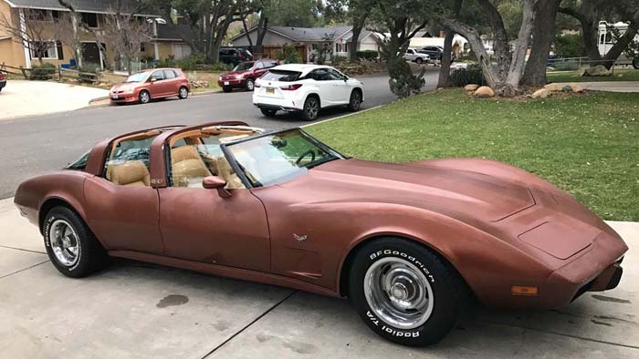 Corvettes on eBay: The Four-Door 1979 Corvette America