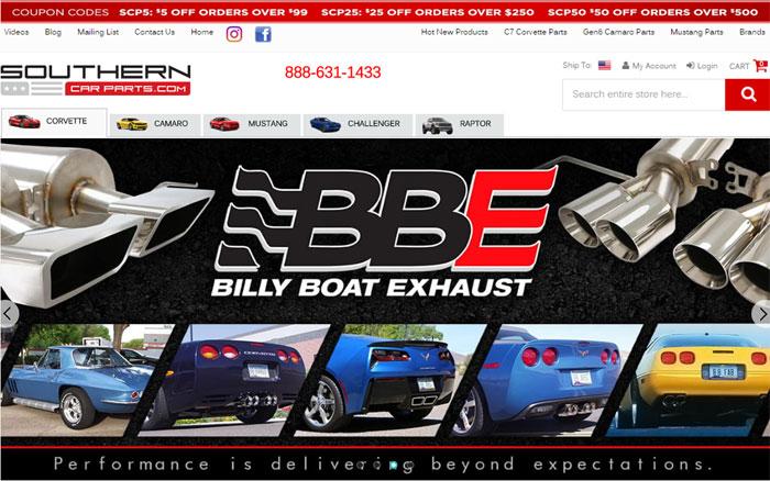 For Corvette Parts, Visit Our Friends at Southern Car Parts!