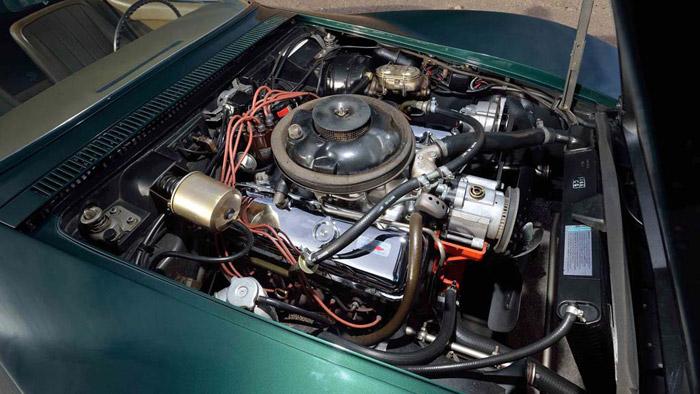 1968 L88 Corvette Convertible Hits the Inaugural Mecum LA Auction