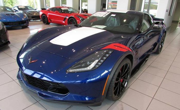 Save Up to $11,995 off New Corvettes at Sport Chevrolet