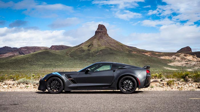 Ken's 2017 Collector Edition Grand Sport Corvette