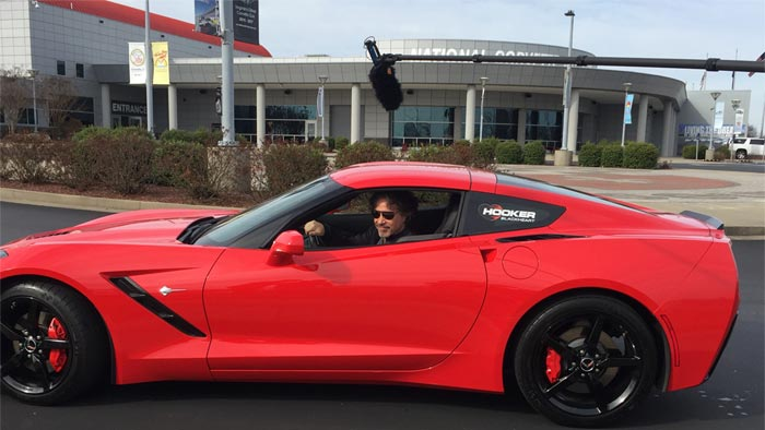 Musician John Oates Brings Travel Show to the National Corvette Museum
