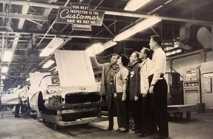 Chevy Dealers St Louis >> Pics Throwback Thursday Chevy Dealer Malcolm Konner Goes