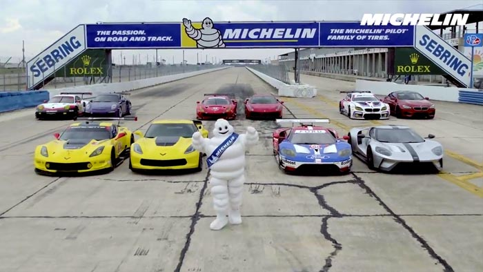 [VIDEO] Michelin Offers Unique Track To Street Examples from Sebring