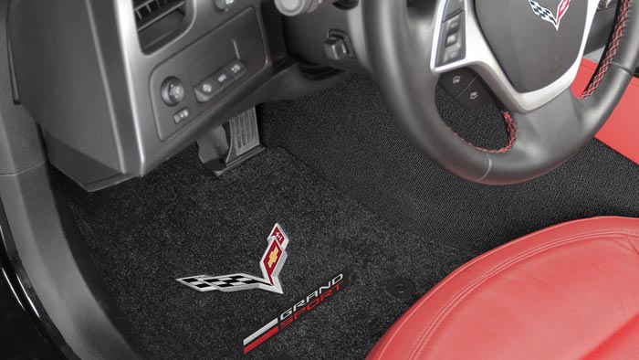 Lloyd Mats Now Featuring 2017 Corvette Grand Sport Logos