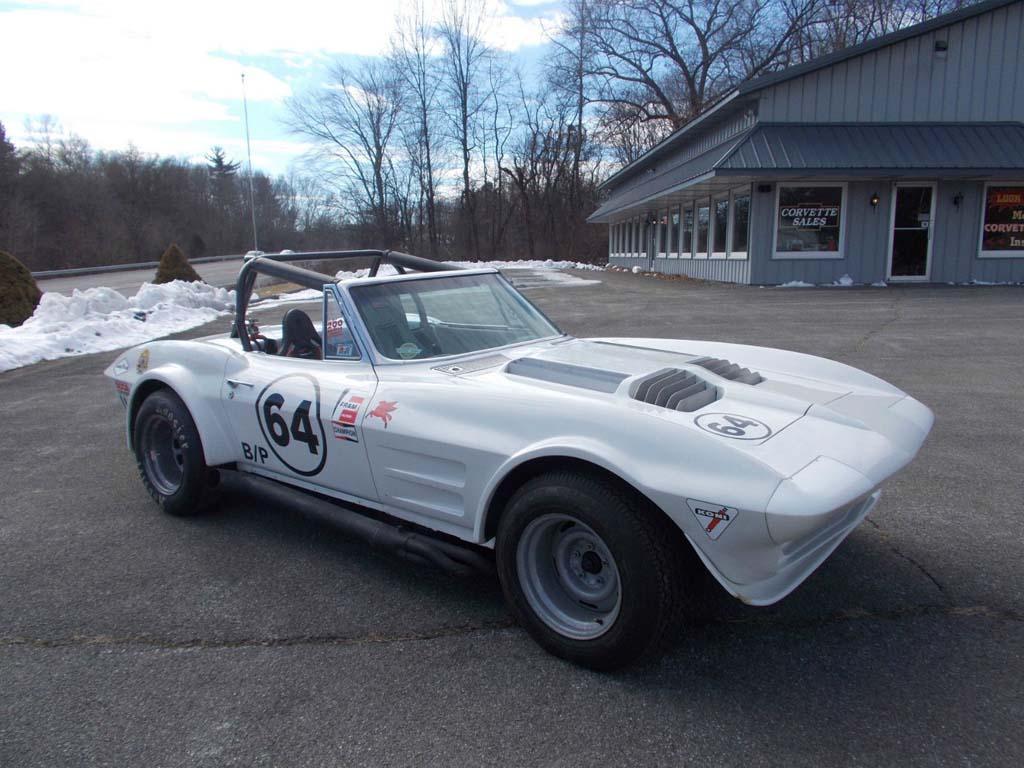 Vintage Corvette Sales 38