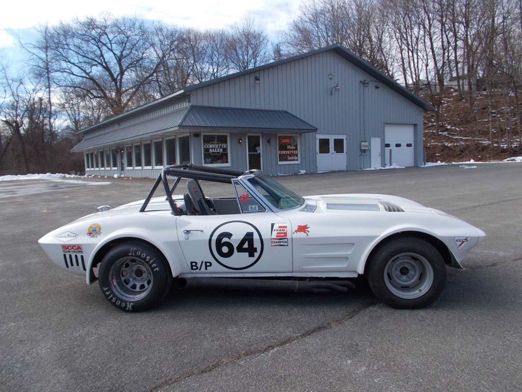 Vintage Corvette Sales 60