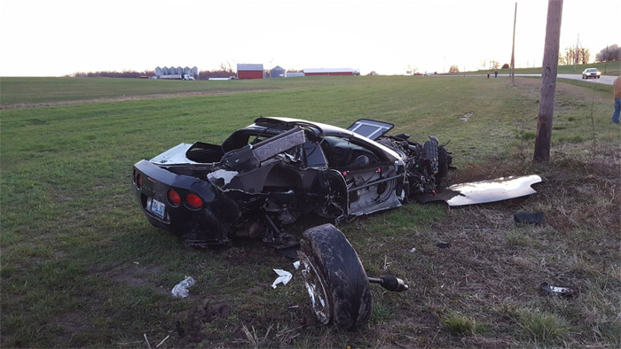 C5 Corvette Crash in Kentucky Claims One Life