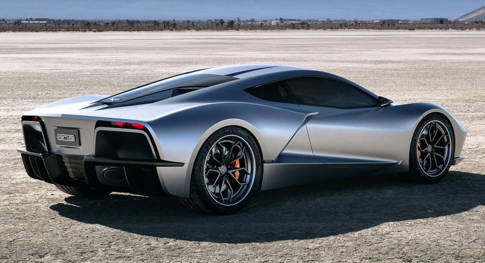 ... Mid-Engine Concept with HRE Wheels - Corvette: Sales, News & Lifestyle