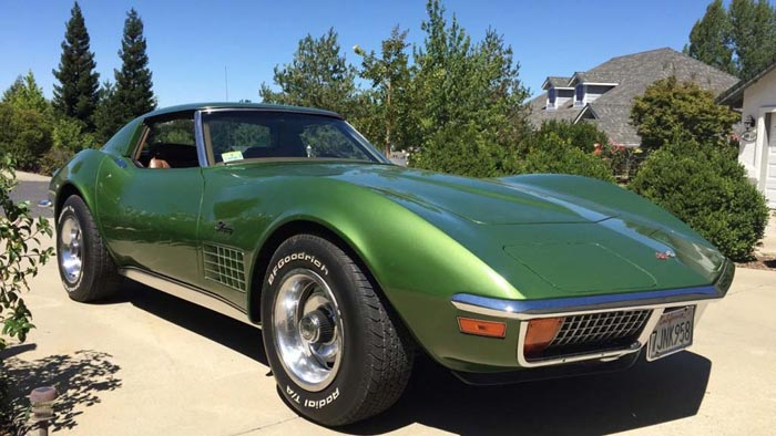 [GALLERY] All Corvettes are Green on St. Patrick's Day (34 Corvette photos)