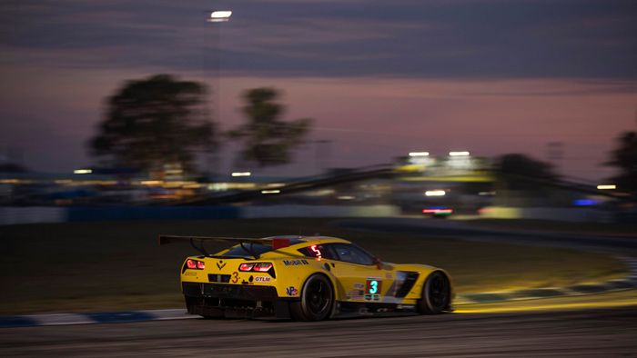 Corvette Racing at Sebring: Stirring Comeback for No. 3 Corvette C7.R