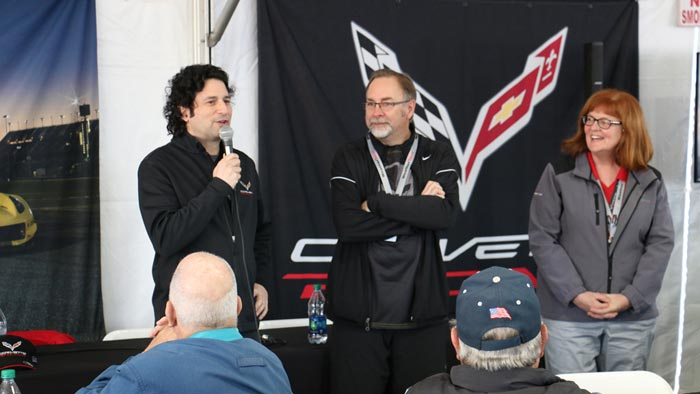 [VIDEO] Corvette Presentation from the 2017 Twelve Hours of Sebring