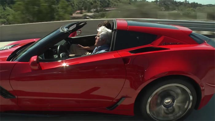 [VIDEO] The Callaway Corvette AeroWagen on Jay Leno's Garage