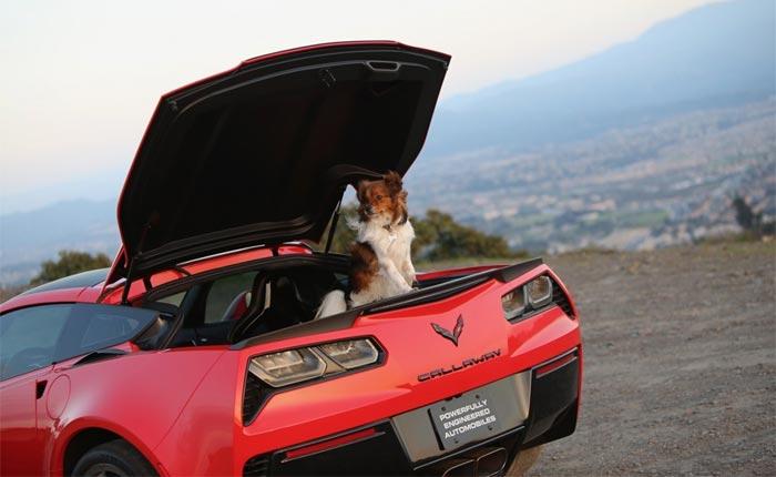 [VIDEO] The Callaway Corvette AeroWagen on Jay Leno's Garage