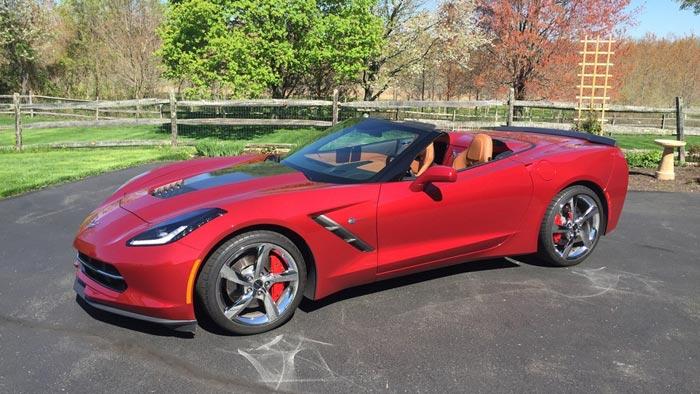 [RIDES] Tom's 2015 Corvette Atlantic Convertible