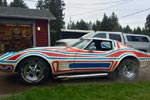 Corvettes on Craigslist: Custom 1969 Corvette Bicentennial Salute