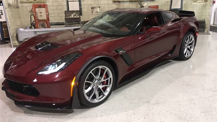 Low VIN C7 Corvettes from the GM Collection Heading to Barrett-Jackson Palm Beach