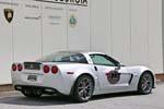 Corvettes on eBay: No. 15 2009 Corvette Competition Sport Z06