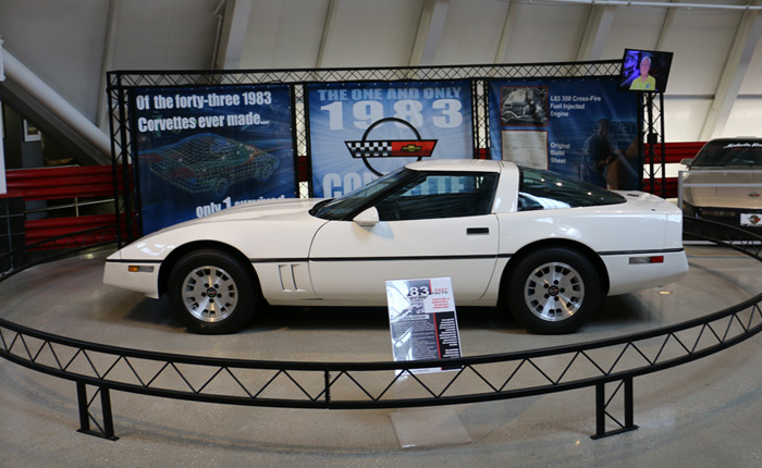 Dive Into the Production Details of the 43 Pilot Cars built for the 1983 Corvette