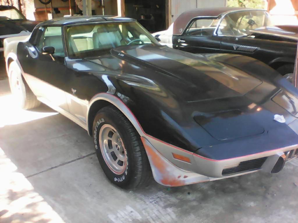 corvettes on craigslist needy 1978 corvette l82 indy 500 pace car corvette sales news. Black Bedroom Furniture Sets. Home Design Ideas