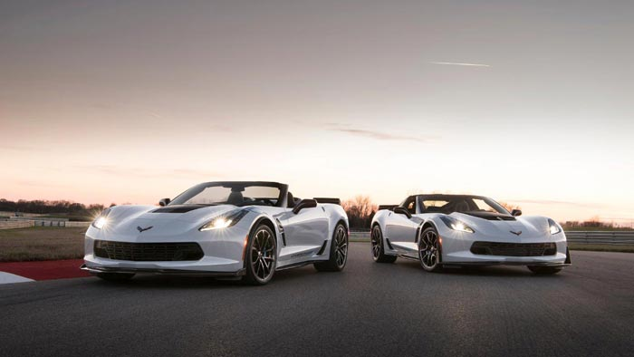 Chevrolet Raises Pricing of 2018 Corvette Models a Mere $50